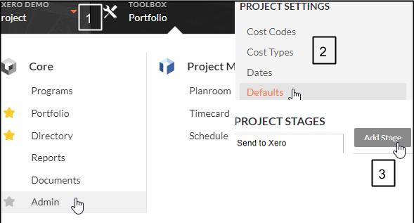 (INITIALIZATION) Procore+Xero Standard Integration Setup